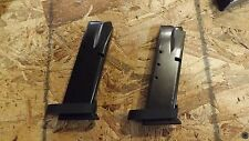 2 - NEW 10rd magazines mags clips for Smith & Wesson 6906 + 6904 9mm     (S109*)