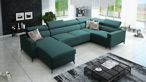 Brand New Corner Sofa Bed With Storage Baltico V Mini