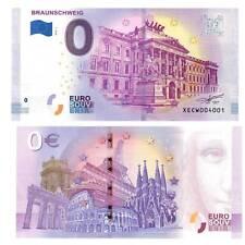 0-EURO BILLET 2018 Château Braunschweig UNC./8419577# #