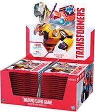 TRANSFORMERS TCG ORIGINAL BASE SET BOOSTER BOX (30 PACKS) BRAND NEW ~ CLEARANCE