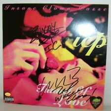 INSANE CLOWN POSSE ' TUNNEL OF LOVE ' AUTOGRAPHED RECORD ALBUM