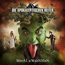 DIE APOKALYPTISCHEN REITER Moral & Wahnsinn CD 2011