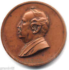 PROFESSORE FRANCESCO CARRARA GIURISTA LUCCA MEDAGLIA 1876