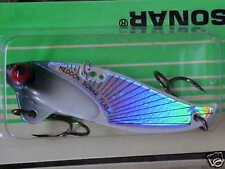 Heddon 1/2oz Rattling Sonar XO433FSL in Color Silver - Open Water/Ice Fishing