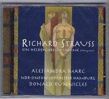 RICHARD STRAUSS CD NEW ALESSANDRA MARC EIN HELDENLEBEN SALOME