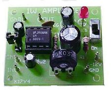 Low Voltage Amplifier Kit - Requires Assembly