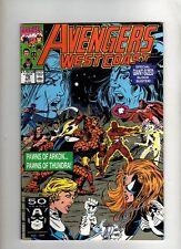 AVENGERS WESTCOAST - MARVEL COMIC -VOL 2  # 75 - 1991