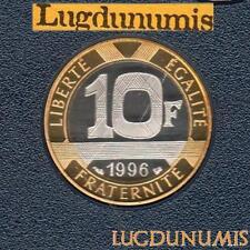 BE 1996 10 Francs Génie 1996 BE FDC 5 319 Eexmplaires Provenant du Coffret BE