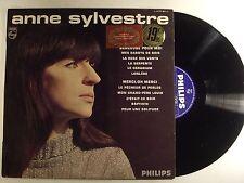 anne sylvestre lp self titled  p 77 871 l  french import  vg+/m-