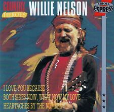 WILLIE NELSON : COUNTRY HEROES WILLIE NELSON / CD - TOP-ZUSTAND