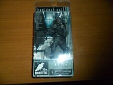 RESIDENT EVIL ACTION FIGURES 10th anniversary hunk nuovo