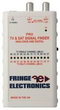 SIGNAL FINDER TV & SAT PRO Aerial & Satellite Equipment, SIGNAL FINDER TV &