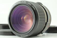 [Mint] MINOLTA New MD 35-70mm f/3.5 Macro Zoom MF NMD Lens W/ Hood from JAPAN