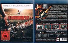 INBRED --- Blu-ray --- FSK 18 --- Slasher von Alex Chandon ---