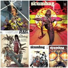 SCUMBAG #1 - IMAGE COMICS *PRE-SALE* 10/21/2020 NEW ONGOING SERIES ALL COVERS