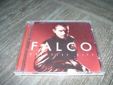 Falco - Greatest Hits * CD 1999 Europe Synthesizer Pop *