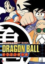 Dragon Ball - Tournament: Box Set (DVD, 2003, 2-Disc Set) Free Ship