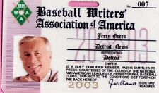 2003 Miguel Cabreea Debut Ticket Pass First HR/First Hit Detroit Tigers NR MT
