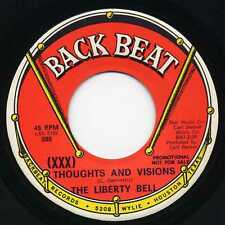 """LIBERTY BELLS """"THOUGHTS AND VISIONS"""" ORIG TEXAS PSYCH 1968 PROMO"""