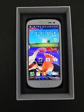 Samsung Galaxy S III Marble White SPH-L710 Sprint 16GB ~ EXCELLENT CONDITION