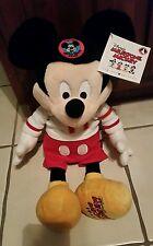 "Disney Limited Edition 1955 Milestone Mickey Mouseketeer 21"" Plush"