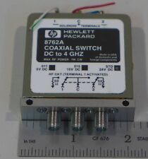 Agilent/HP 8762A Coaxial Switch