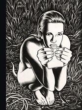 CHARLES BURNS BLACK HOLE EXTRA LARGE ARTIST STUDIO HARDCOVER ARTWORK EDITION