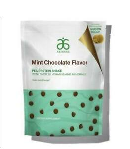 NEW Limited Edition Mint Chocolate Chip Arbonne Protein -