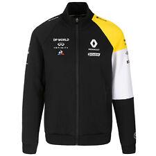 Sale! Renault F1 Team Mens Full Zip Sweatshirt Jumper Official Merchandise S-XXL