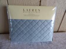 $142.00 Lauren Ralph Lauren Solid Color Diamond Euro Sham, Pale Blue