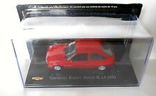 DIE CAST CHEVROLET KADETT HATCH SL  L8 1.8 1991 -  SCALA 1:43