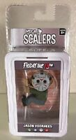 """Jason Voorhees Neca Scalers Mini Figure for Cords Cables Friday The 13th 2"""" NIB"""