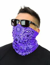 Mato & Hash Multi Functional Tube Bandanna Mask Scarf Headband