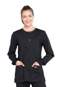 Cherokee Workwear WW Professionals WW340 Women's Warm-up Scrubs Jacket