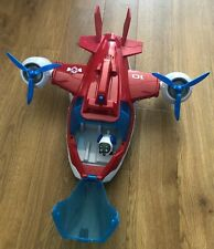 Paw Patrol Air Patroller Plane With Sounds Fully Working Plus Robo Dog