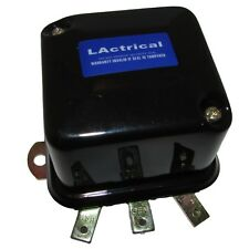 NEW 12 VOLT 4-TERMINAL VOLTAGE REGULATOR FOR CASE IH CUB CADET TRACTOR 545130R