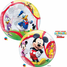Mickey Mouse Party Supplies Clubhouse Bubble Balloon (22 in / 56 cm)