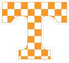 UT TENNESSEE Vols Large Checkerboard MAGNET