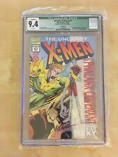 Uncanny X-Men #317 CGC 9.4 Signed by Joe Madureira (1st Blink) Newly CGC'd!!
