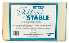 By Annie Soft And Stable 100% Poly 18x58 White