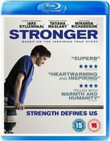 Nuovo Stronger Blu-Ray