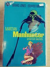 MARTIAN MANHUNTER 1 VF DC PA5-137
