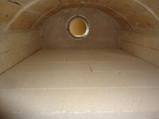 3 Gewölbe Tunnelofen,Holzbackofen, Pizzaofen, Steinbackofen, Kuppelofen