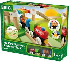 Brio My First Railway Beginner Pack-33727