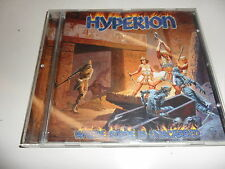 CD   Where Stone Is Unscarred von Hyperion