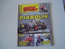 MOTOSPRINT 15/1994 CAGIVA MITO 125/APRILIA SR 50/PEUGEOT ZENITH/BUXY