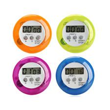 Digital Kitchen Timer Magnetic Belt Pocket Clip LCD Chef Restaurant Egg Counter