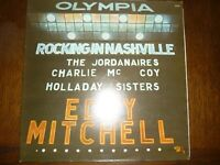 Eddy Mitchell: Rockin' in Nashville Live Olympia 1975/ 33T Barclay 90 036