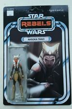 Custom Vintage Ahsoka Tano Action Figure 3.75 Inch Star Wars Rebels Hasbro
