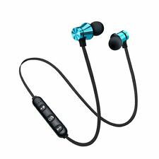 Bluetooth Headset Wireless Sport Stereo Headphones Earphone Earbuds Sweatproof